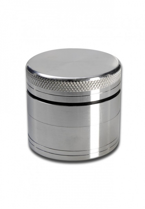 Aluminium Grinder 4 part_front_herbeks.si